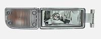 Противотуманная фара с указателем поворота (белый) правая MAN TGA/TGL/TGM 81253206114, DANIPARTS Польша