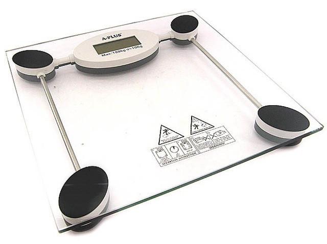 Весы напольные A-Plus электронные 1652