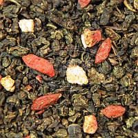Годзилун чай оолонг улун с ягодами годжи 500г