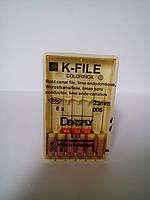 K-Files Maillefer №006, 25 mm