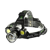 Налобный фонарь Bailong Police BL-С878