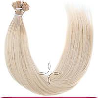 Натуральные Славянские Волосы на Капсулах 50 см 100 грамм, Омбре №09-22B