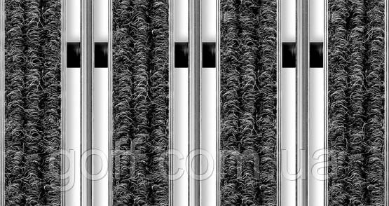 Брудозахисна решітка - Текстиль + Скребок