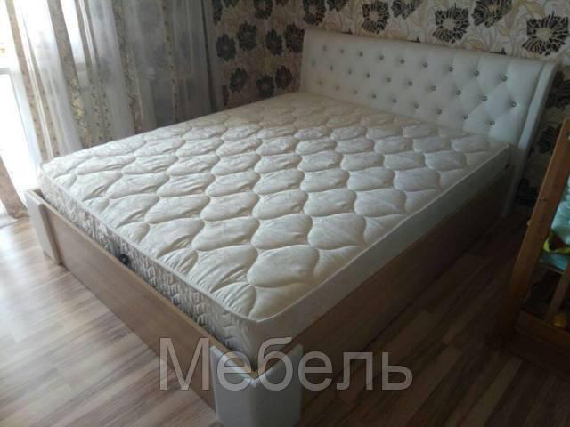 Кровать Сильва с подъемным механизмом 1500*2100*950