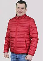 Легкая мужская куртка на весну осень, фото 3