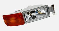 Противотуманная фара с указателем поворота (оранжевый) правая MAN TGA/TGL/TGM 81253206112, DANIPARTS Польша