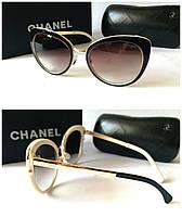 Женские солнцезащитные очки новинка 2018 Chanel