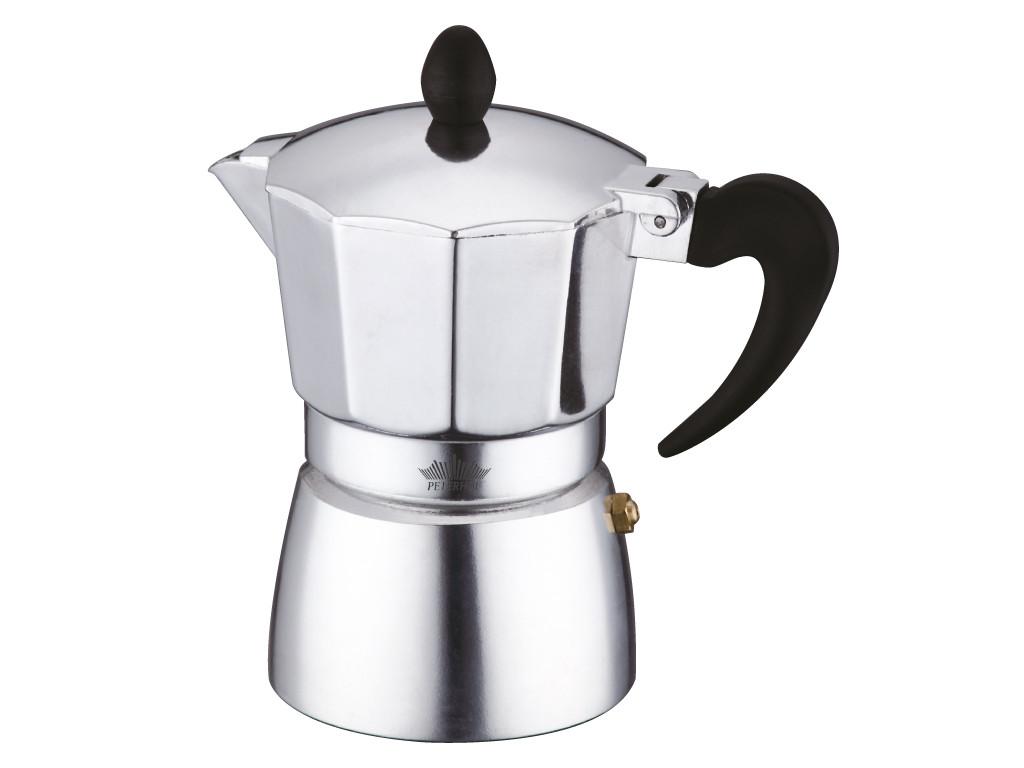 Кофеварка гейзерная Peterhof PH-12530-3 (150мл) (на 3 чашки)