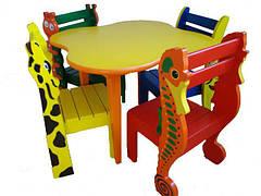 Детские комплекты мебели