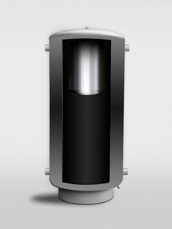 Теплоаккумулятор (буферная емкость) PlusTerm TB с внутренним бойлером