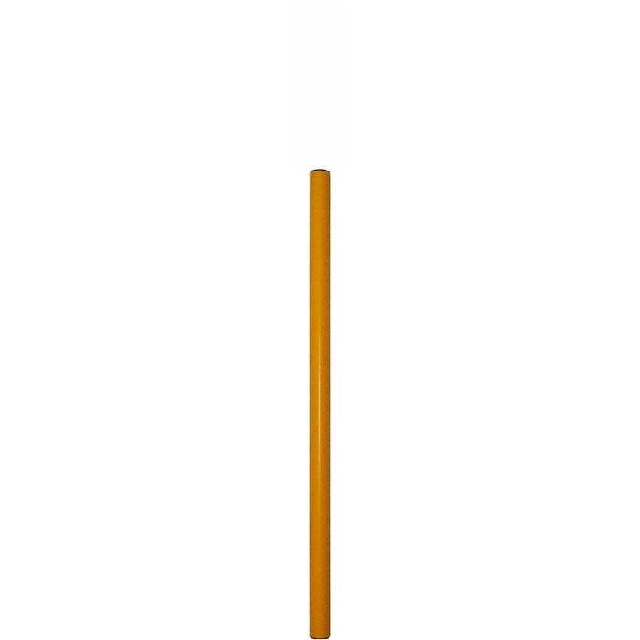 Шест тренировочный SWIFT Training pole, 120 см, d 25 мм, (желтый)