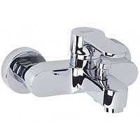 Однорычажный смеситель для ванны Newarc Master 187511 хром