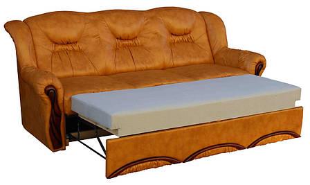 """Прямой диван """"Батяр"""" (240 см), фото 2"""