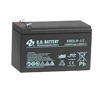 B.B. Battery HRL 9-12, Черный