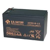 B.B. Battery SHR10-12, Черный