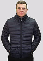 Демисезонная мужская куртка батал