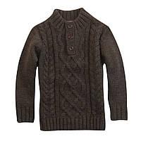 Зимний свитер для мальчика; 122 размер