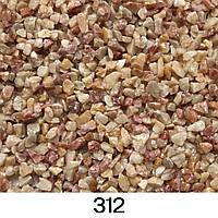 Натуральная мраморная штукатурка Термо Браво 7 кг #312