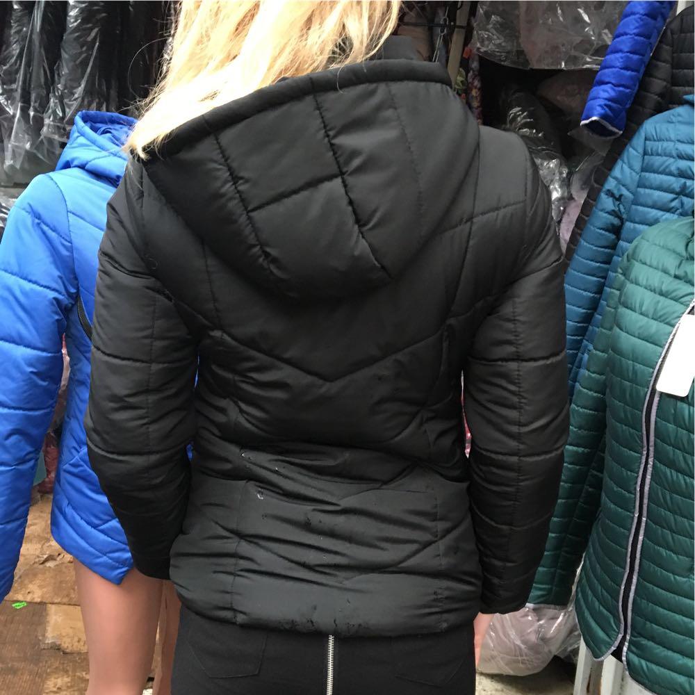 6202eb8b48dce Стильная женская куртка на весну демисезонная, цена 599 грн., купить в  Хмельницком — Prom.ua (ID#671737566)