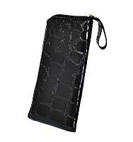 Кисет 5'' Gloss croco black