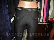 -50%! брюки женские турецкая ткань плотные новые украина 34-46 евро(40 42 44 46 48 50 52 укр), фото 3