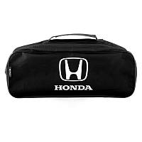 Сумка в багажник автомобиля Honda черная
