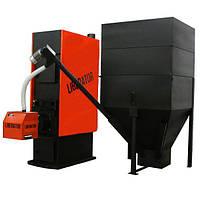 Мультитопливный котел Liberator Multi 100T (пеллета + твердое топливо)