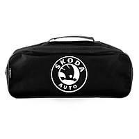 Автомобильная сумка Skoda Черная