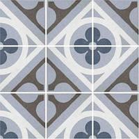 Плитка напольная Fioranese Ceramica Cementine Retro1 20х20