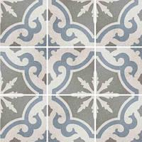 Плитка напольная Fioranese Ceramica Cementine Retro2 20х20