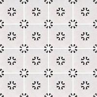 Плитка напольная Fioranese Ceramica Cementine Posa B&W3 20х20