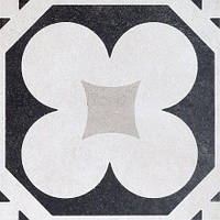 Плитка напольная Fioranese Ceramica Cementine B&W4 20х20