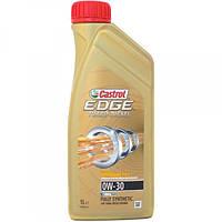 Синтетическое моторное масло EDGE TURBO DIESEL 0W-30 Titanium 1 л.