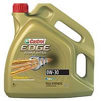 Синтетическое моторное масло EDGE TURBO DIESEL 0W-30 Titanium 4 л.