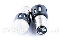 Neolux LED P21/5W 6000K светодиодные лампы в комплекте 2шт
