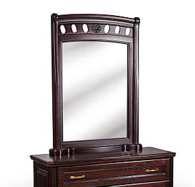 Зеркало Флоренция каштан (Микс-Мебель ТМ)