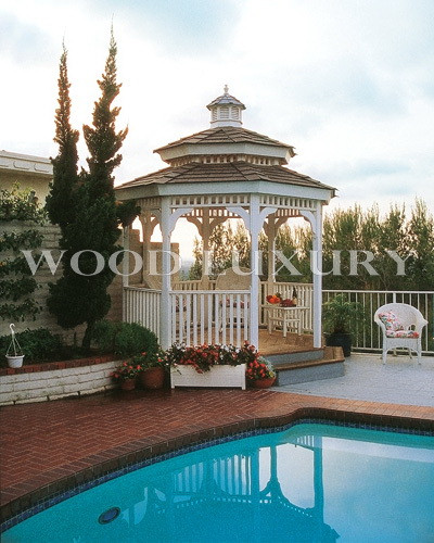 Беседки Киев купить http://wood-luxury.uaprom.net/p22129201-besedka-dachnaya-wanessa.html