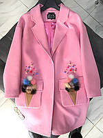 Пальто пломбир