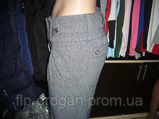 -50%! брюки женские турецкая ткань плотные новые украина 34-46 евро(40 42 44 46 48 50 52укр), фото 3
