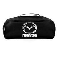 Сумка в багажник Mazda Черная