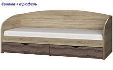 """Кровать односпальная """"Комфорт"""", фото 3"""