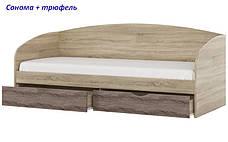 """Кровать односпальная """"Комфорт"""", фото 2"""