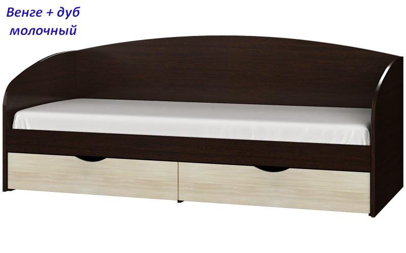 """Кровать односпальная """"Комфорт"""""""