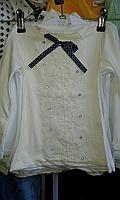 Блуза девочка Бант