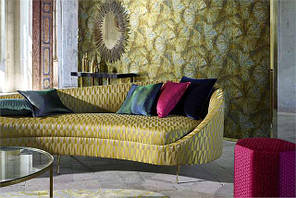 The Muse wallpapers by Zoffany