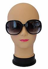 Женские солнцезащитные очки качественная реплика Cartier, фото 2