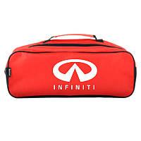 Сумка в багажник Infiniti Красная
