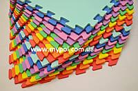 Коврик-пазл для детей и игровых центров, размер 53*53 см толщ 10 мм