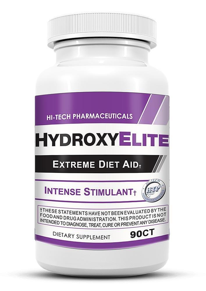 Hi-tech pharma HydroxyElite 90 caps