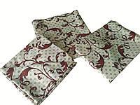 Комплект постельного белья цветной